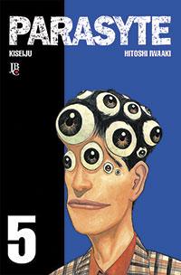 capa de Parasyte #05