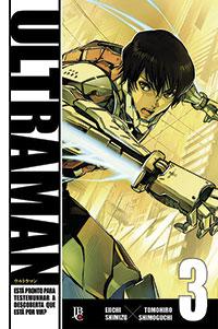 capa de Ultraman #03