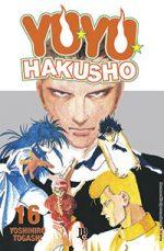capa de Yu Yu Hakusho ESP #16