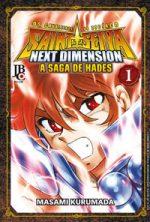 capa de CDZ – Next Dimension: A Saga de Hades #01
