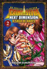 capa de CDZ – Next Dimension: A Saga de Hades #02