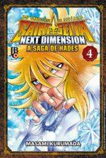 capa de CDZ – Next Dimension: A Saga de Hades #04