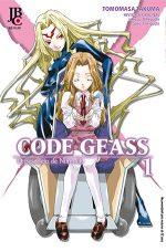 capa de Code Geass Nunnally