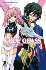capa de Code Geass: O pesadelo de Nunnally #04