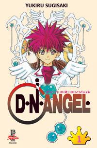 capa de D•N•Angel #01