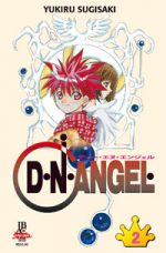 capa de D•N•Angel #02