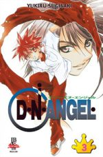 capa de D•N•Angel #03