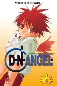 capa de D•N•Angel #04