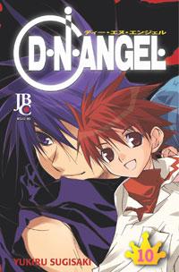 capa de D•N•Angel #10