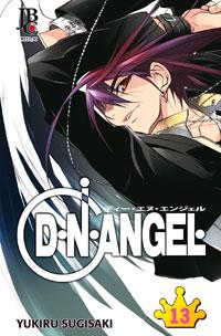 capa de D•N•Angel #13