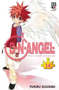 capa de D•N•Angel #14