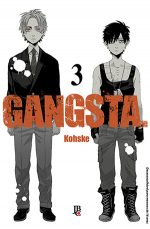capa de Gangsta #03