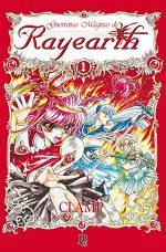 capa de Guerreiras Mágicas de Rayearth ESP.