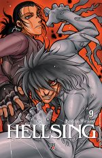 capa de Hellsing ESP. #09