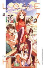 capa de Love Hina ESP. #07
