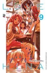 capa de Love Hina ESP. #09