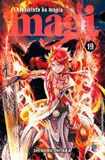 capa de Magi: O Labirinto da Magia #19