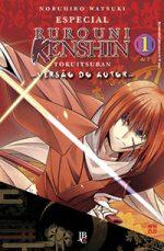 capa de Rurouni Kenshin - Versão do Autor