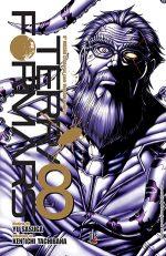capa de Terra Formars #08
