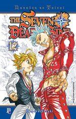 capa de The Seven Deadly Sins #12