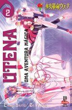 capa de Utena - Uma Aventura Mágica #02