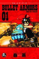 capa de Bullet Armors #01