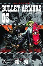 capa de Bullet Armors #03