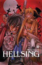 capa de Hellsing ESP. #10