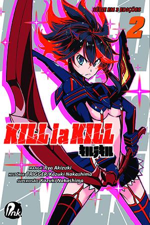 capa de Kill la Kill #02