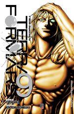 capa de Terra Formars #09