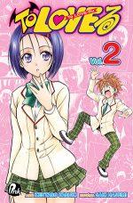 capa de To Love-Ru #02