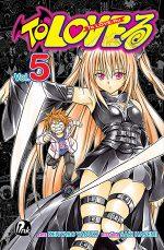 capa de To Love-RU #05