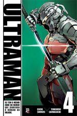 capa de Ultraman #04
