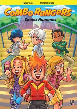 capa de Combo Rangers - Somos Humanos