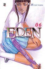 capa de Eden: It's an Endless World #06