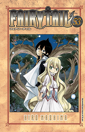 capa de Fairy Tail #53