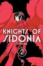 capa de Knights of Sidonia #02