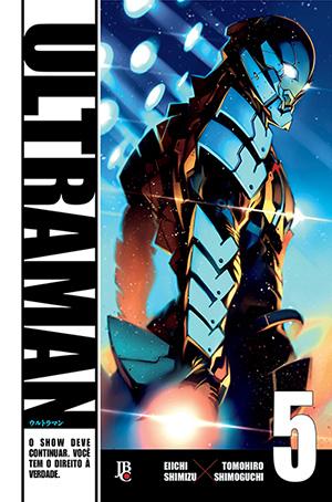capa de Ultraman #05