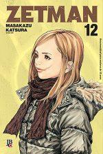 capa de Zetman #12
