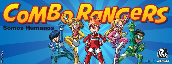 Combo Rangers Graphic Novel