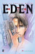 capa de Eden: It's an Endless World #07