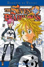 capa de The Seven Deadly Sins #17