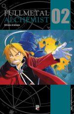 capa de Fullmetal Alchemist ESP. #02