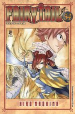 capa de Fairy Tail #54