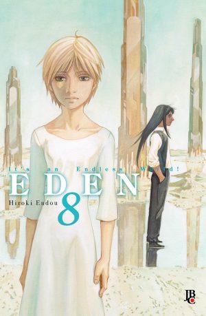 capa de Eden: It's an Endless World #08