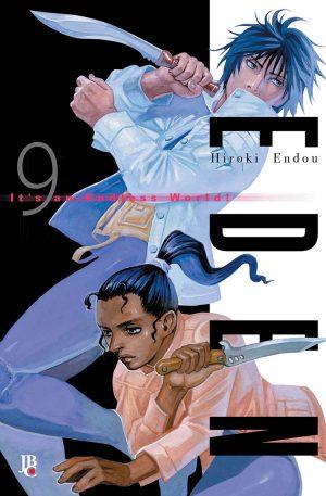 capa de Eden: It's an Endless World #09