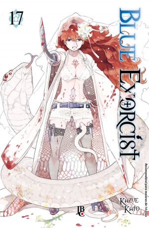 capa de Blue Exorcist #17