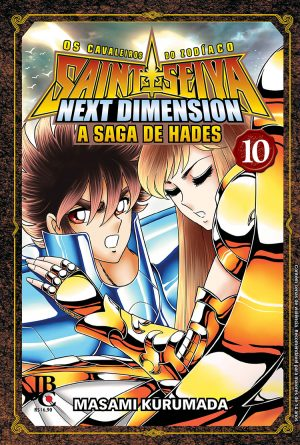 capa de CDZ – Next Dimension #10