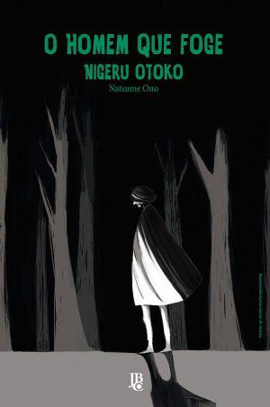 capa de O Homem que Foge - Nigeru Otoko
