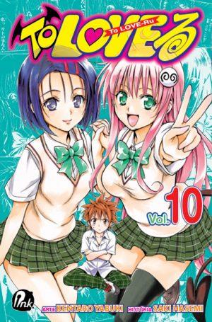 capa de To Love-Ru #10